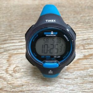 Timex Ironman triathlon digital watch
